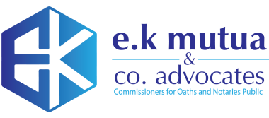 E.K. Mutua and co Advocates Logo